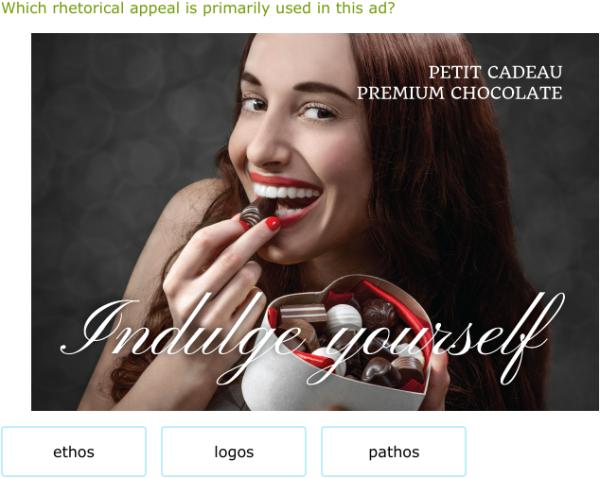 ethos pathos logos advertisements