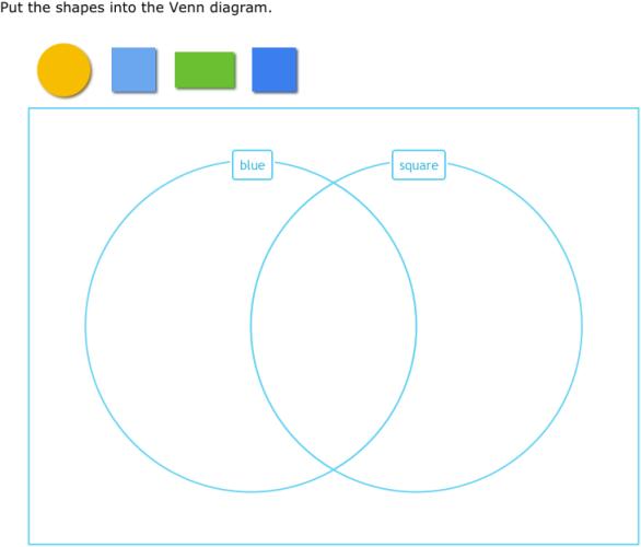 Ixl Sort Shapes Into A Venn Diagram Grade 2 Maths Practice